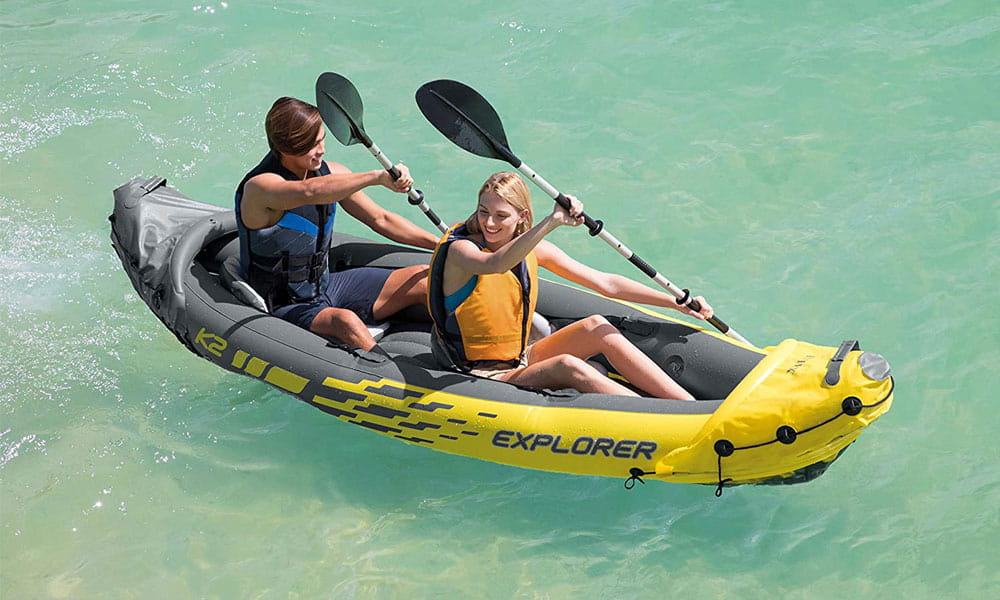 Best Inflatable Kayaks